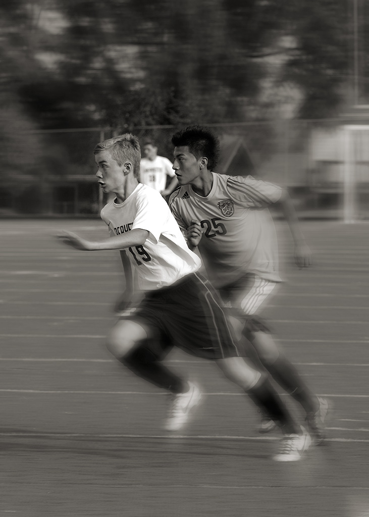 the run.