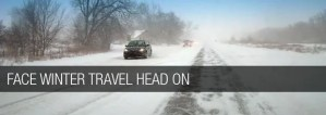 Face Winter Travel Head On