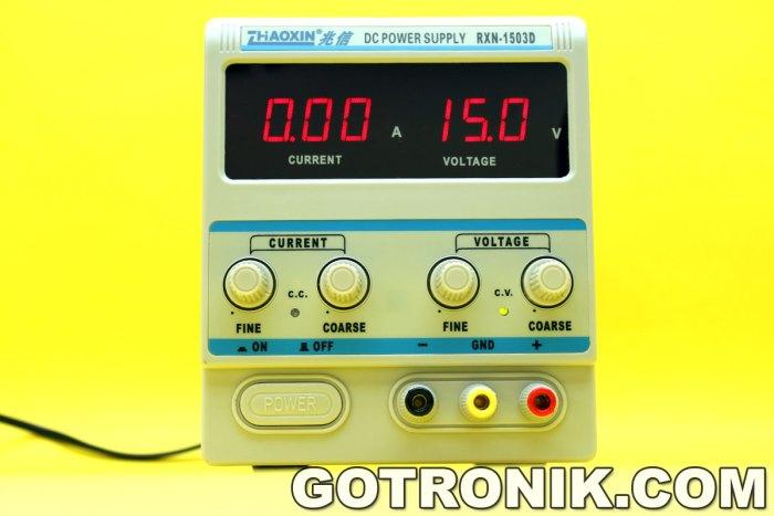 zasilacz laboratoryjny RXN-1503D