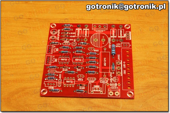 Wlutowane diody