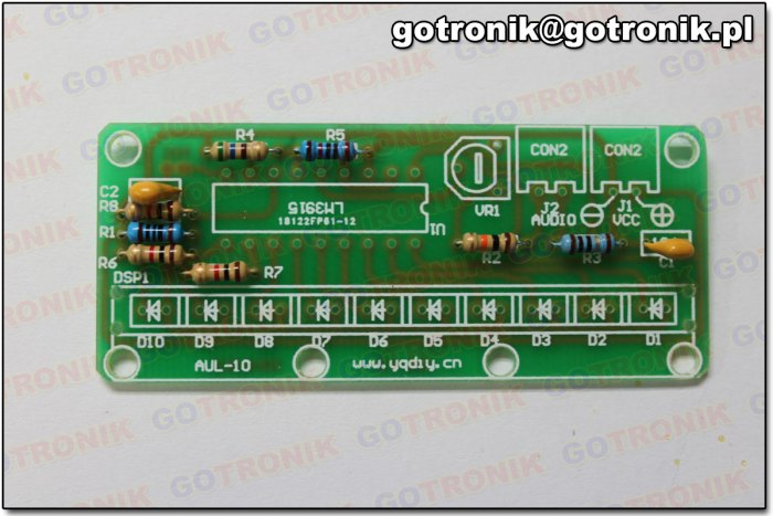 Wlutowane kondensatory