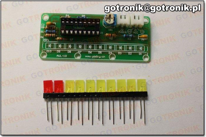 Przygotowywane diody