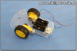 Robot - samochód dla Arduino