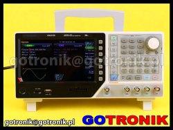 Instrukcja obsługi generatora Hantek HDG2022B