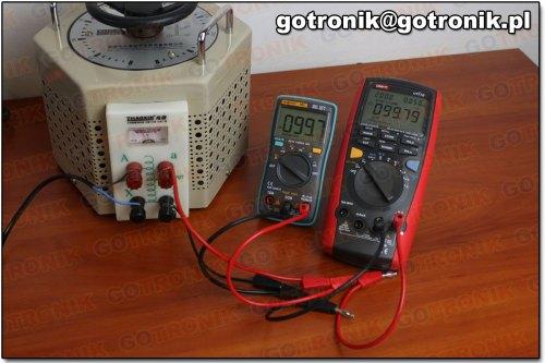 Pomiar napięcia 100V AC (101)