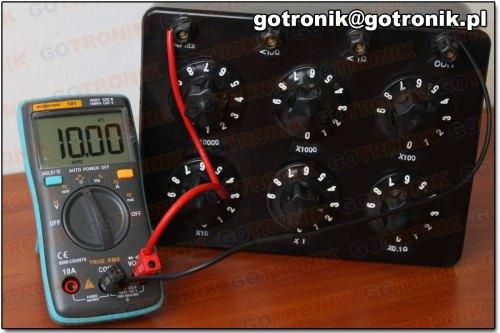 Pomiar rezystancji 10 kOhm (101)