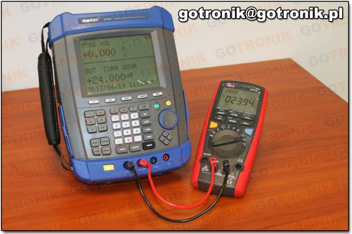 Zadajnik prądu 24 mA