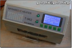 Heater do płytek PCB T-962