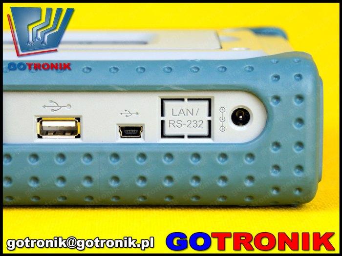 interfejs USB w DSO1062B