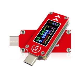 TC64 RD miernik portu USB typ C USB-C