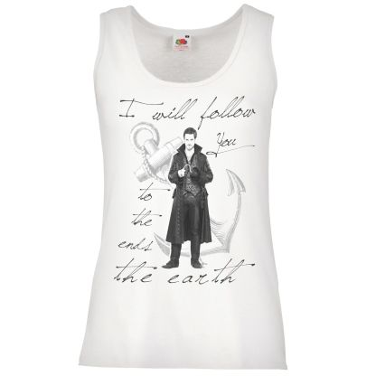 once Upon t-shirt villains top ladies fit