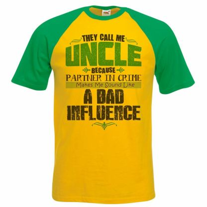 This amazing t-shirt is for those uncles uncle that supports and makes us have a great time