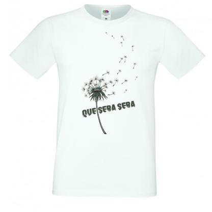 Que Sera Sera Dandelion T-Shirt Whatever Will Be Doris Day