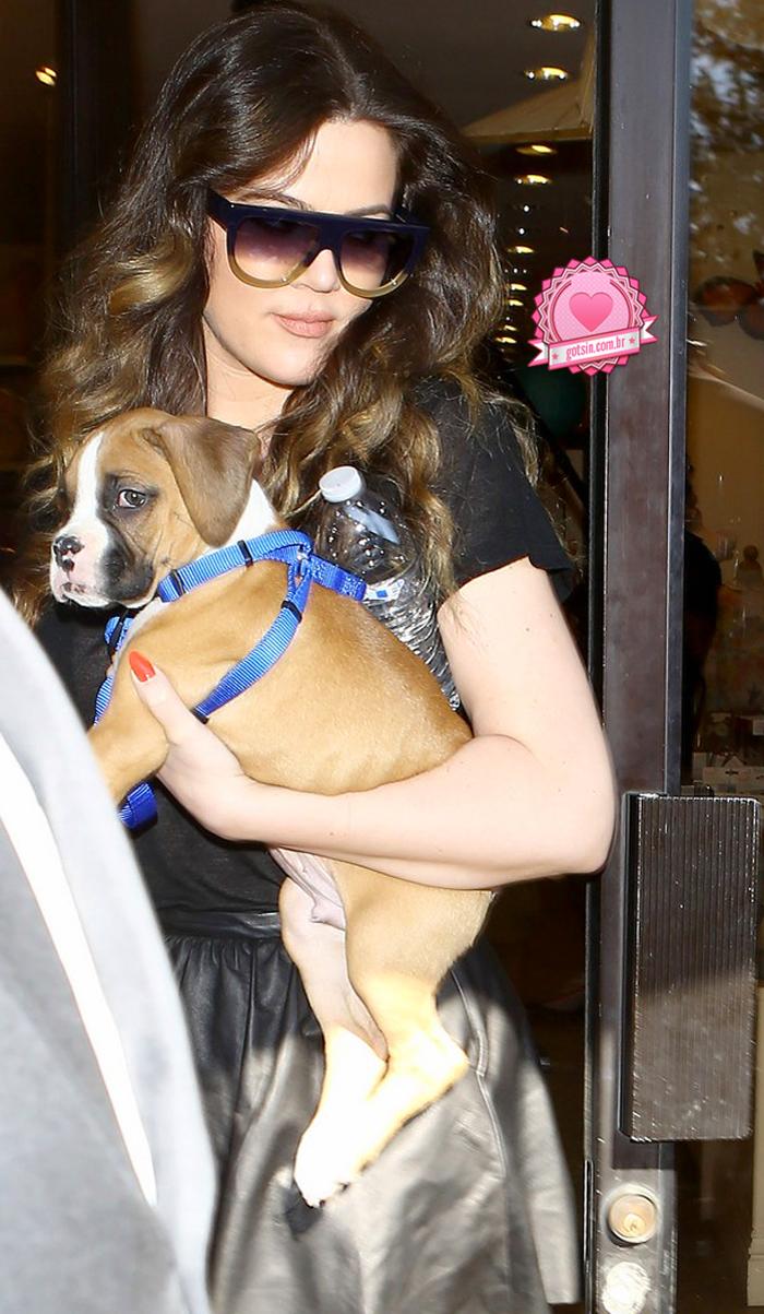 khloe-kardashian-baby-dog-filhote-Bernard-Hopkins-Bee-fofo-lamar-blog-got-sin-05
