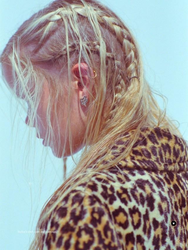 frida-aasen-estilo grunge inverno 2014 camisa xadrez shoot11