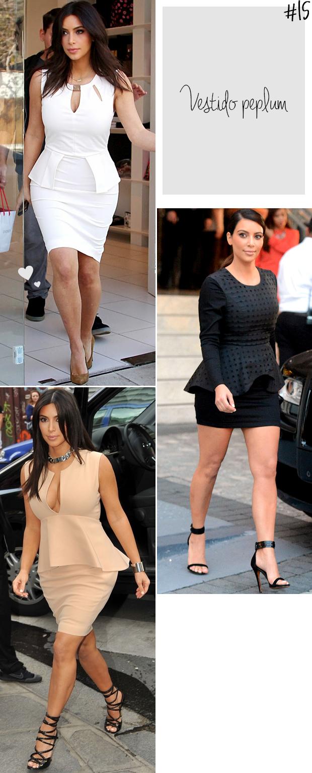kim kardashian vestido peplum blog got sin -