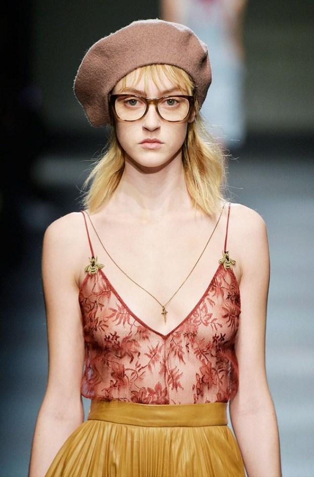 historia das boinas passarelas gucci moda blog got sin