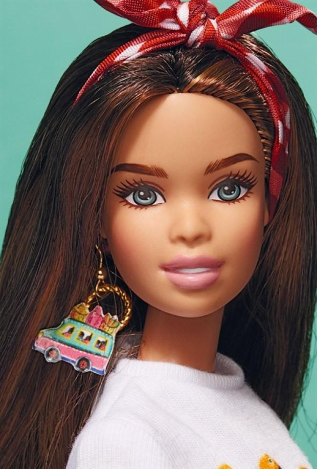 Barbie global beauty beleza global cutstomizadas vogue italia estilistas italianos blog got sin 07