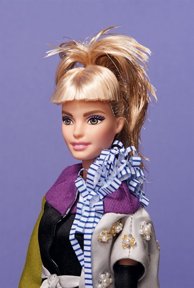 Barbie global beauty beleza global cutstomizadas vogue italia estilistas italianos blog got sin 27