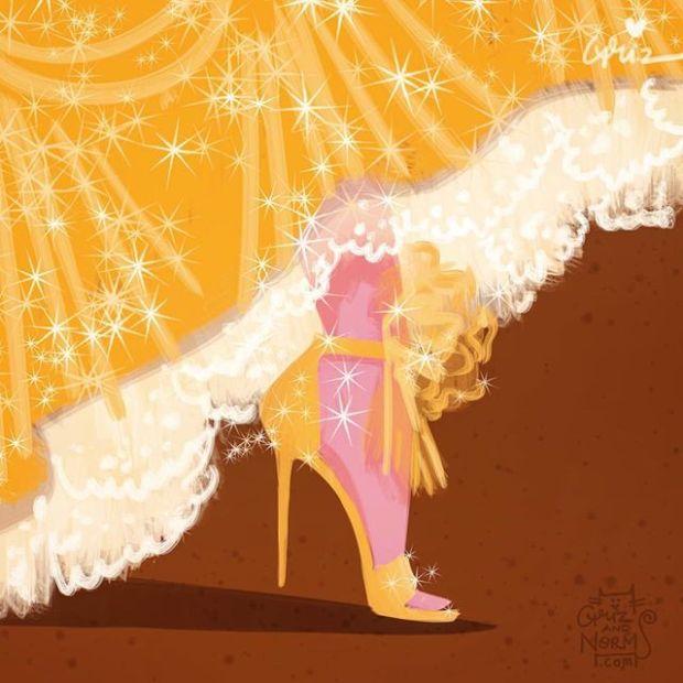 sapatos princesas disney shoes princess blog got sin belle a bela e a fera jimmy choo