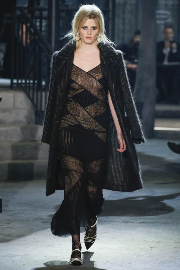 chanel pre fall 2016 moda e cinema 60s desfile blog got sin 29