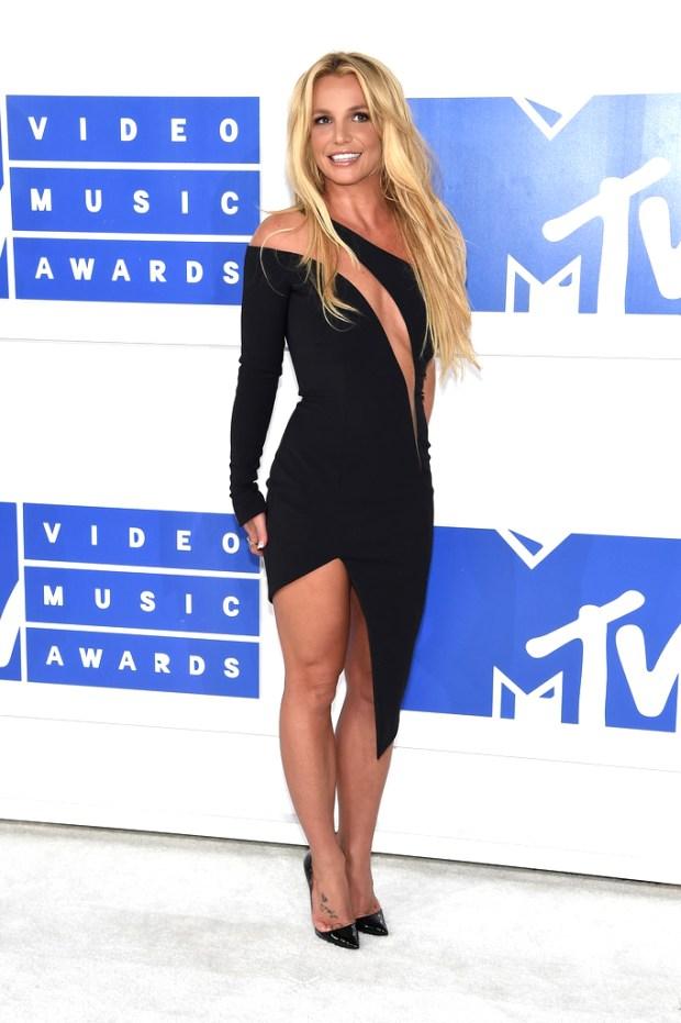Britney Spears - VMA 2016 - blog got sin 08
