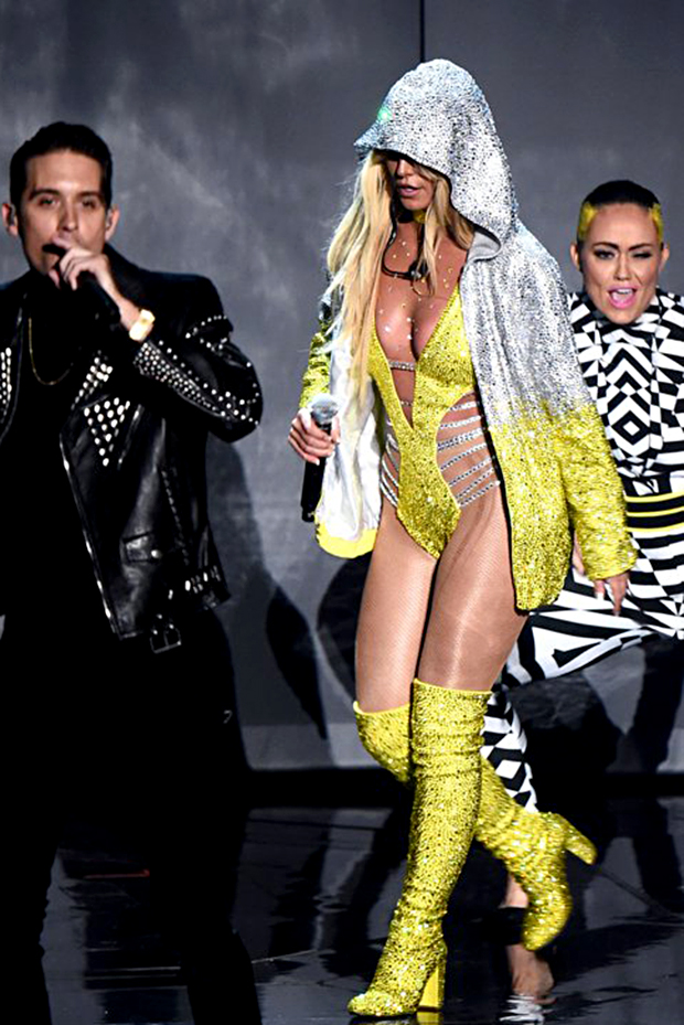 Britney Spears - VMA 2016 - blog got sin 62