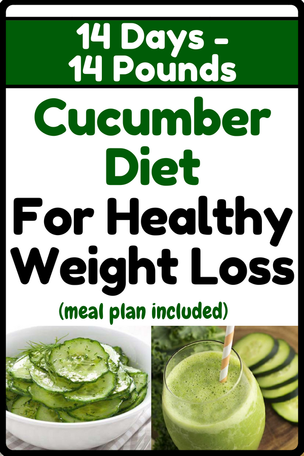 All about this weight loss diet is based on cucumber salad. There exist only a few ingredients included and this diet can last from 10 to 14 days. This long version of the diet which lasts for 14 days will give amazing results. This also depends on the level of physical activity.