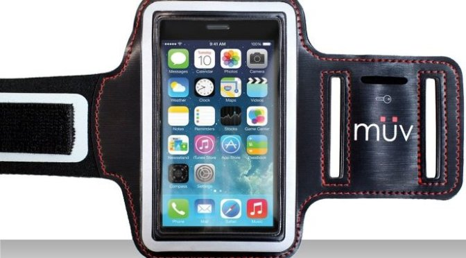 MuvUsa iPhone 5 Sports Armband Review