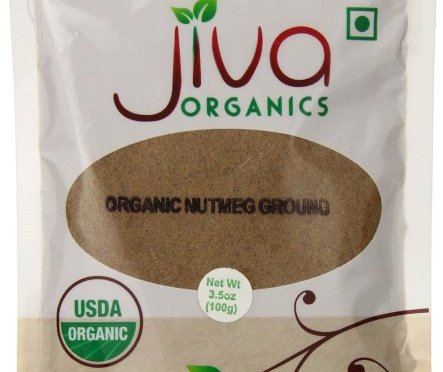 Jiva Organics Ground Nutmeg (Powder) Review