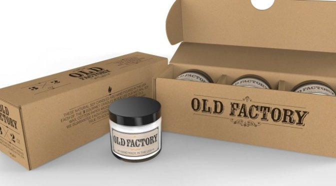 Old Factory Candle Gift Set Review & Giveaway