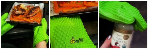Bee Sili SUPER Silicone BBQ Grill Oven Gloves & Basting Brush Review
