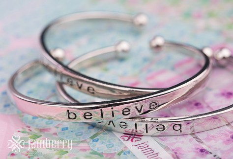 July StyleBox Bonus Silver Bangle