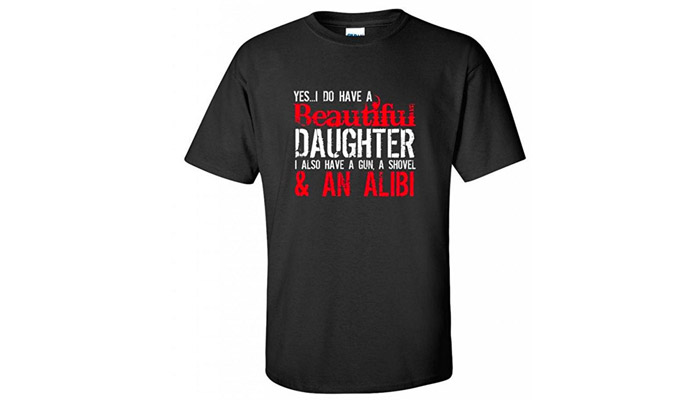 funny gifts for dad from daughter