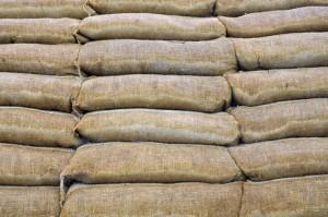 Image of sandbags