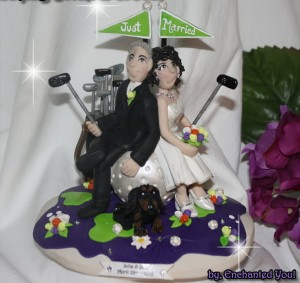 Image of cake topper