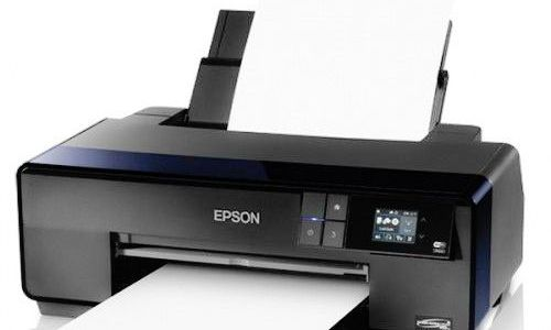 EPSON SURECOLOR SC-P600 Photo printer