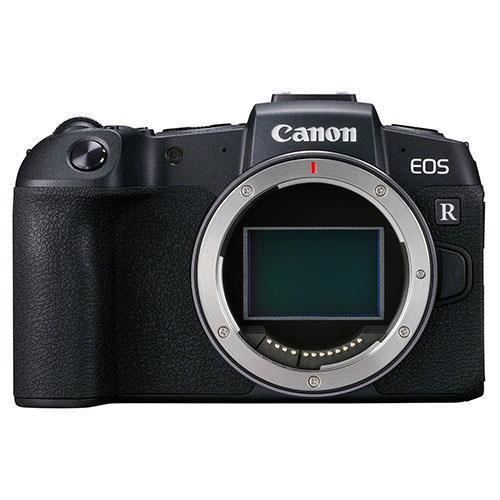 Canon EOS RP front view