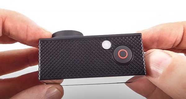 Cooau 4k power button