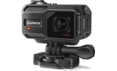 Garmin VIRB XE action camera view