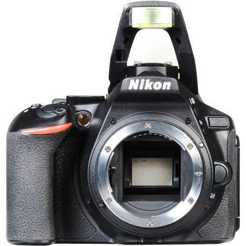 Nikon D5600 flash