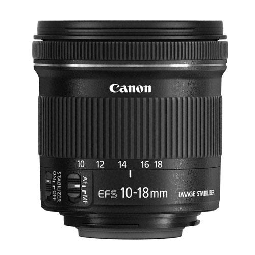 canon 10 18 mm view
