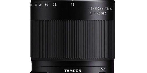 Tamron 18-400mm F3.5-6.3 Di II VC