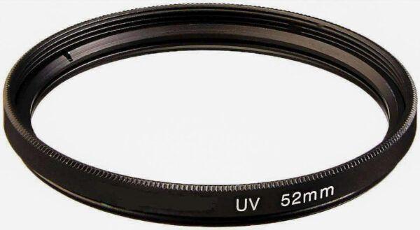 UV filter for lens