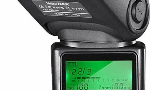 Neewer 750II TTL Flash Speedlite
