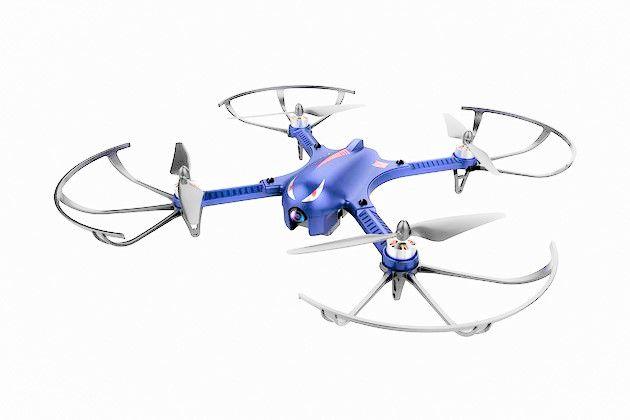 Drocon Bugs III drone view