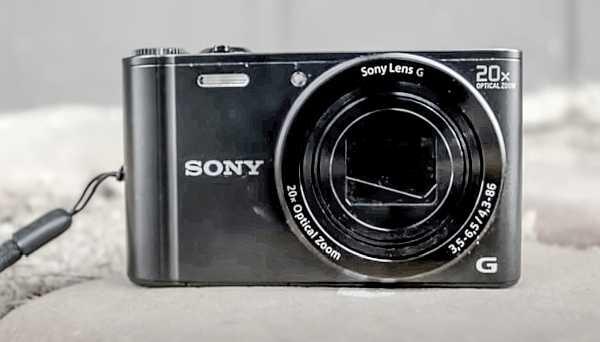 Sony DSCWX350