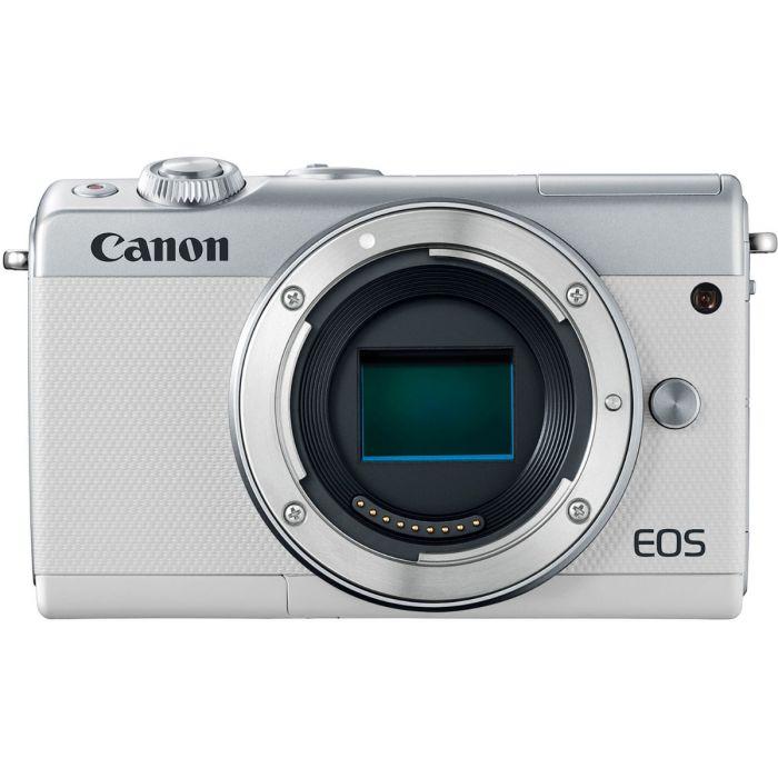 Canon EOS M100 view