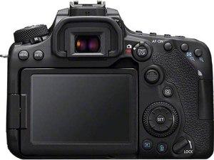 Canon EOS 90D display