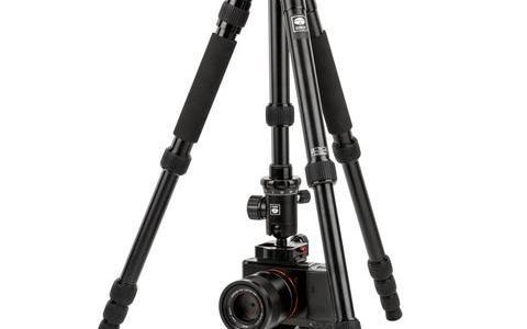 Sirui NT-1005X low shooting